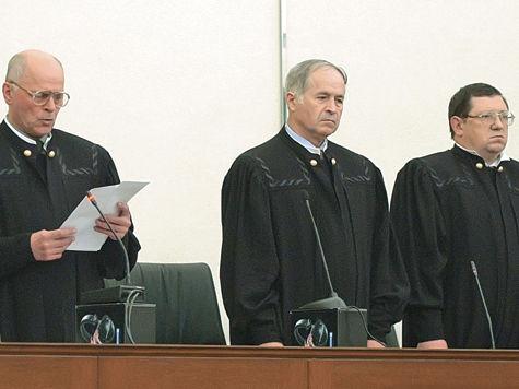 Судьи жалуются на зарплату