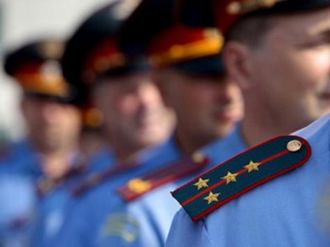 Полицейский не стал портить дежурство «синяками» подчиненных