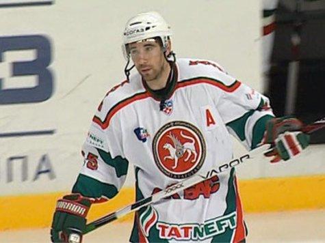 Игрока сборной России по хоккею лишили водительских прав на 18 месяцев