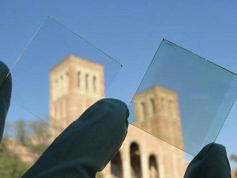 Изобретена пленка, позволяющая заряжать смартфон от солнечного света