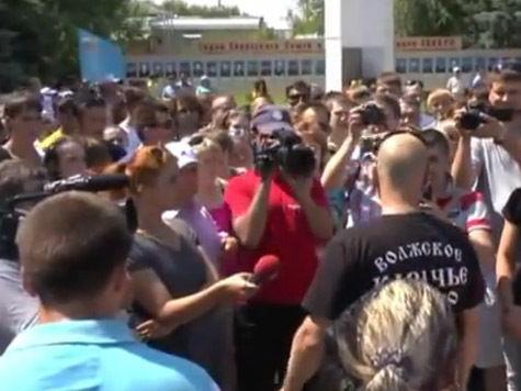 ГП РФ: Почвой для конфликта в Пугачеве стали бытовые проблемы горожан