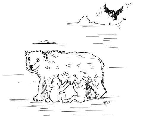 Владипутер или Медведер