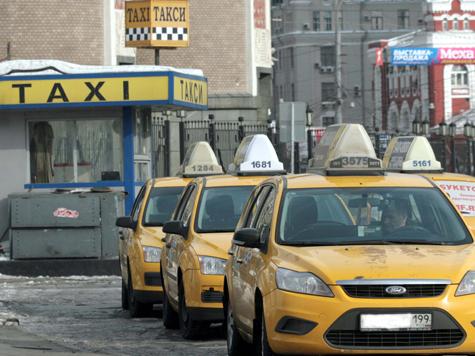 Границы для такси исчезнут, не успев появиться