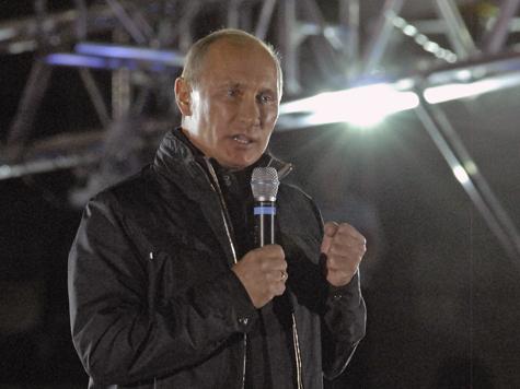 «Происходит падение Путина»