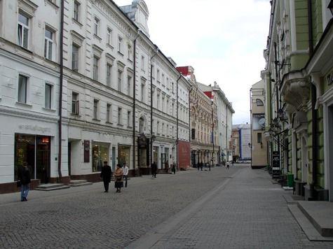 Столешников переулок назван самой дорогой торговой улицей Москвы