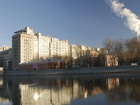 Дом в центре Москвы оброс мистическими квартирами