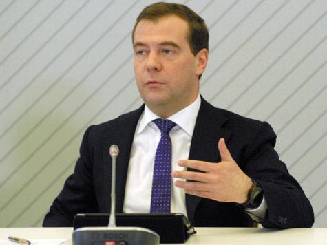 Медведев пообещал приблизить Киев к Москве