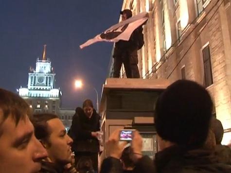 В Москве прошла генеральная репетиция