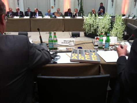 Люксембургский форум открылся в Берлине