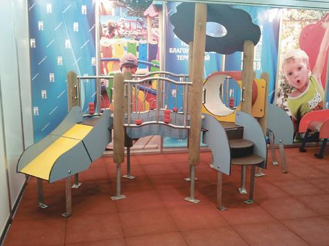 Детей ждут деревянные игрушки