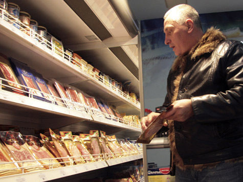 Мэрия поможет нуждающимся москвичам продуктами