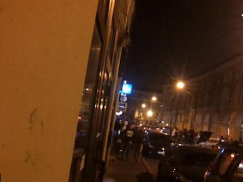 Кавказцы с криками «Аллах акбар!» расстреляли людей и автомобили в центре Санкт-Петербурга