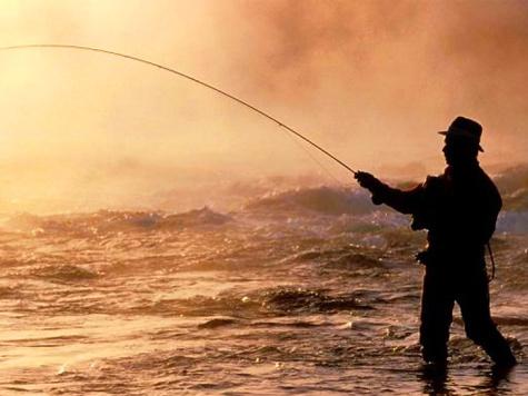 Самые хорошие рыболовные снасти.