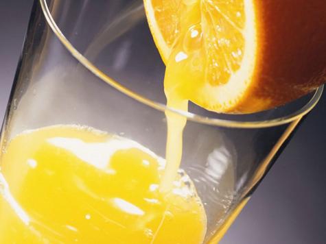 Апельсиновый сок резко подорожал