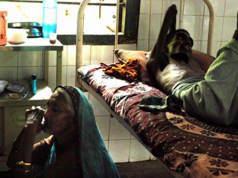 В Индии зафиксирована неизлечимая форма туберкулеза