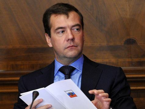 Медведеву рассказали всю правду про коррупцию