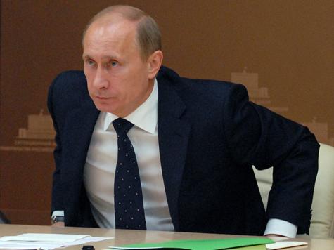 Путин перенесет январь на май