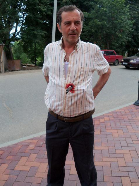 Грузинский ангел-хранитель русского националиста
