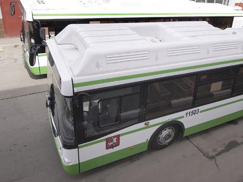 Незрячие пассажиры будут общаться  с автобусами с помощью сигналов
