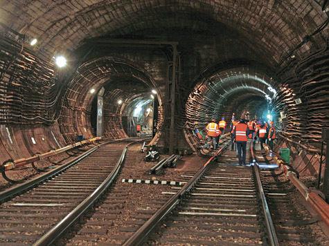 «МК» достал руководство метро под землей