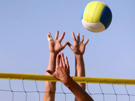 Бразилию побили волейбольно