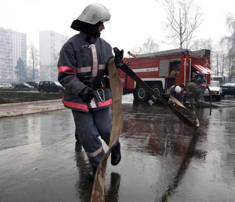 Играть с огнеборцами — опасно для жизни