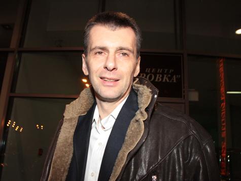 Прохоров победил в Лондоне и Вашингтоне