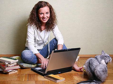 Быстрая работа в интернете