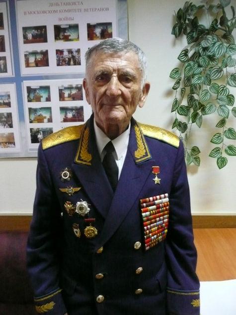 Летчик Сергей Крамаренко: «Мы предотвратили Третью мировую войну»