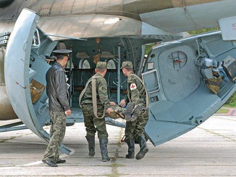 Военной медицине прописали лечение