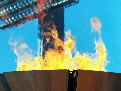 На чем поедет олимпийский огонь?