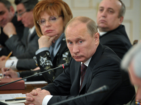 Путин: «Мужики – не шовинисты»