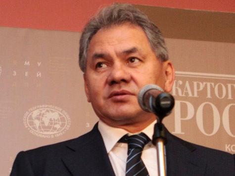 Шойгу встретит талибов в Киргизии