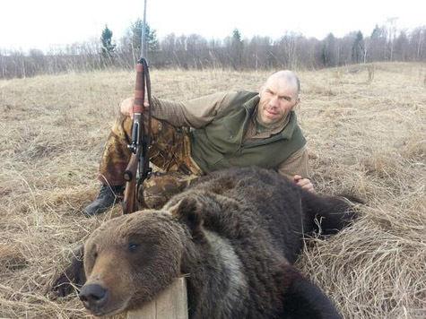 Валуев убил медведя честно