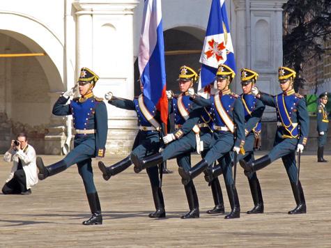 кремлёвский полк фото