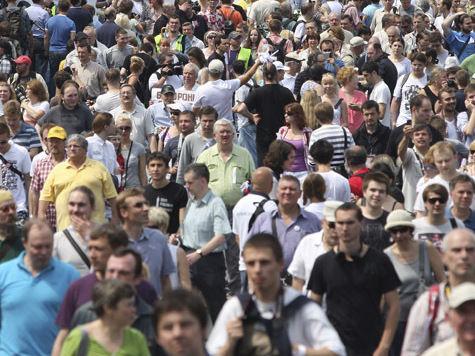 Онлайн-трансляция с марша оппозиции 12 июня
