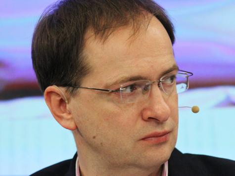 Владимир Мединский: «У меня нет любимчиков и нелюбимчиков»