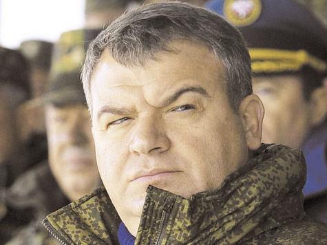 Новая афера Сердюкова потянула на 725 миллионов