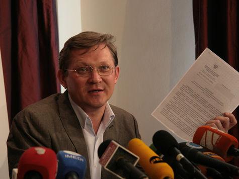 Владимир Рыжков не воспользуется мандатом