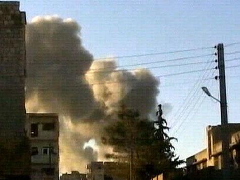 США подготовились к нанесению ударов по сотням целей в Сирии