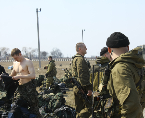 За бронированный УАЗ, за Кавказ и за спецназ