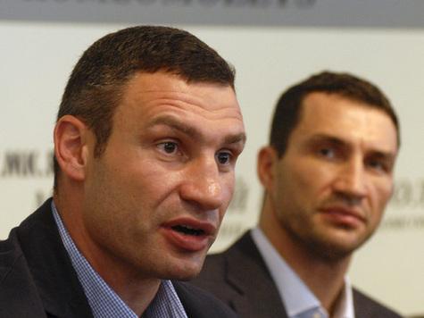 Новый скандал после боя Виталия Кличко с Дереком Чисорой. ВИДЕО