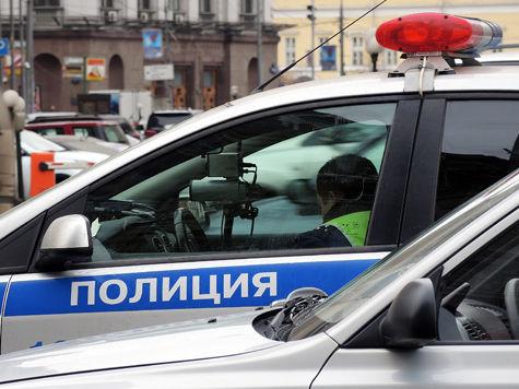 Работники автосервиса устроили погоню с полицией на машине клиента