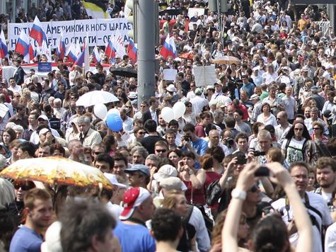 Участники «Марша миллионов» попросили политубежища в Европе