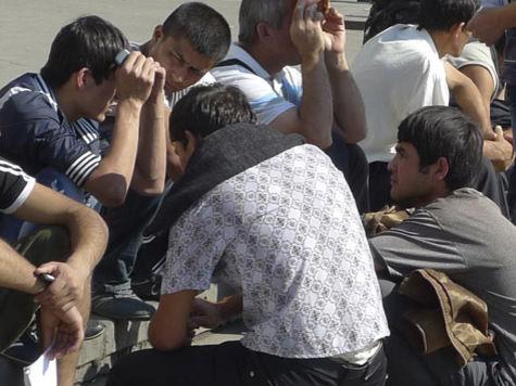 80% грабежей и разбоев в Москве совершают мигранты