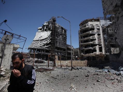 Сирия стремится к насилию