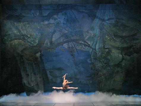 Русский сон Баланчина в Большом театре