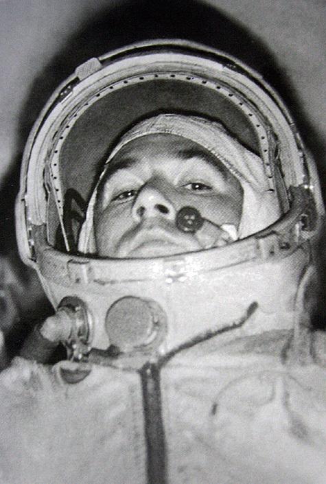 Раскрыта тайна космонавта номер три