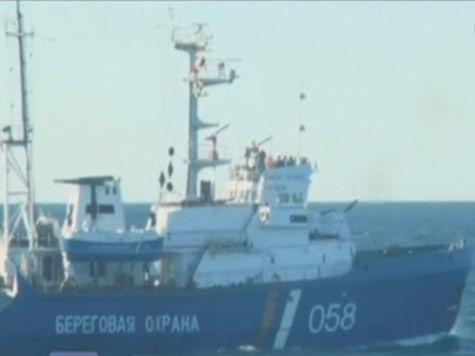 ФСБ не применяло оружие на борту судна Greenpeace - команду обвиняют в терроризме