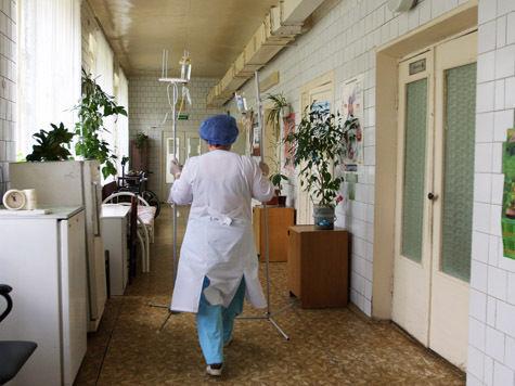 Каждый десятый пациент в стране заражается чем-то в больнице